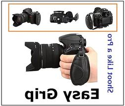 Pro Wrist Grip Strap For Nikon Coolpix L340 B500 B700 L840 P